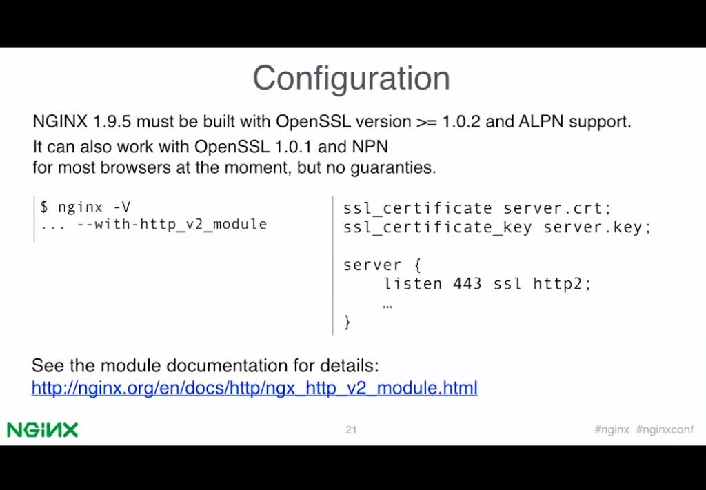 Slide 12 - Configuration