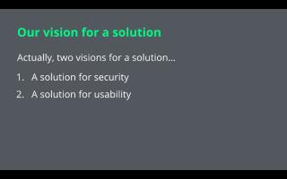 LetsEncrypt conf2015 Slide 19- Lets Encrypt Vision