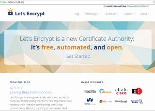 LetsEncrypt conf2015 Slide 20 - Lets Encrypt