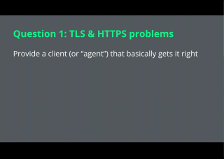 LetsEncrypt conf2015 Slide 21- Question 1