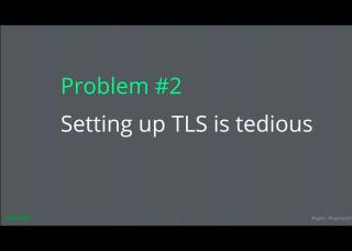 LetsEncrypt conf2015 Slide 5 - Problem 2