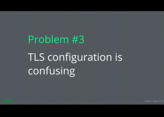 LetsEncrypt conf2015 Slide 8 - TLS Config is Confusing