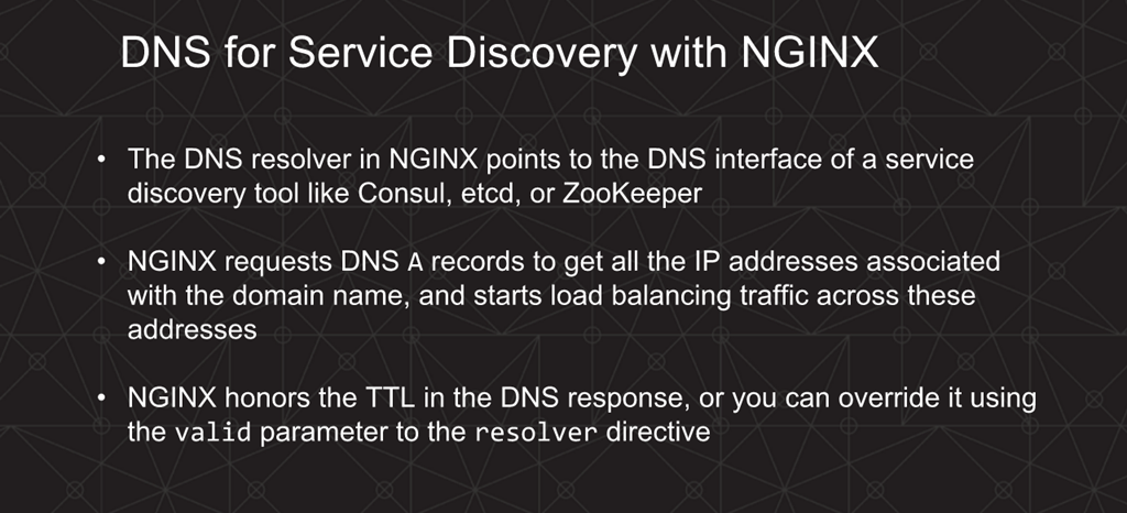 Devops automation with nginx and nginx plus nginx for Consul dns load balancing