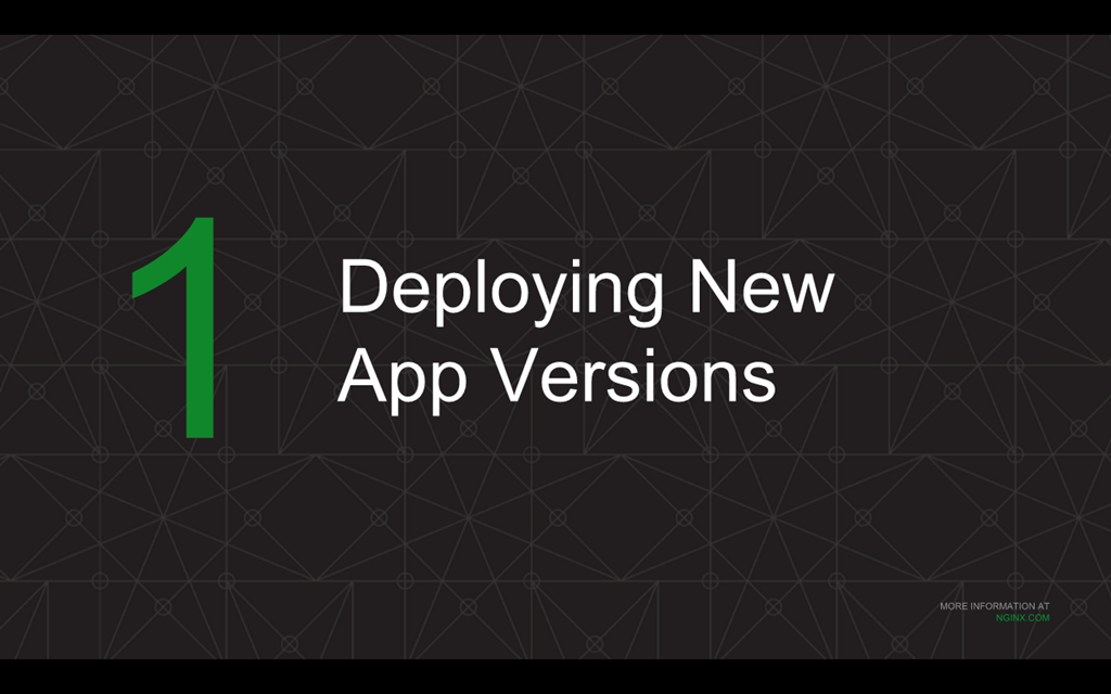 Webinar - 3 Ways to Automate - Slide 4 - Deploying New App Versions