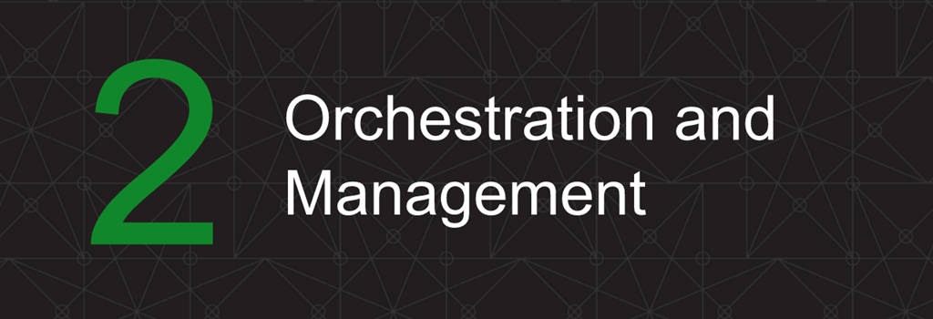The second topioc in the webinar is DevOps tools for orchestration and management of application deployment